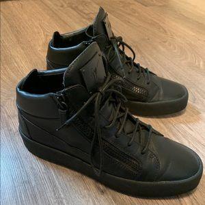 MENS Giuseppe Zanotti Hi Top Sneaker